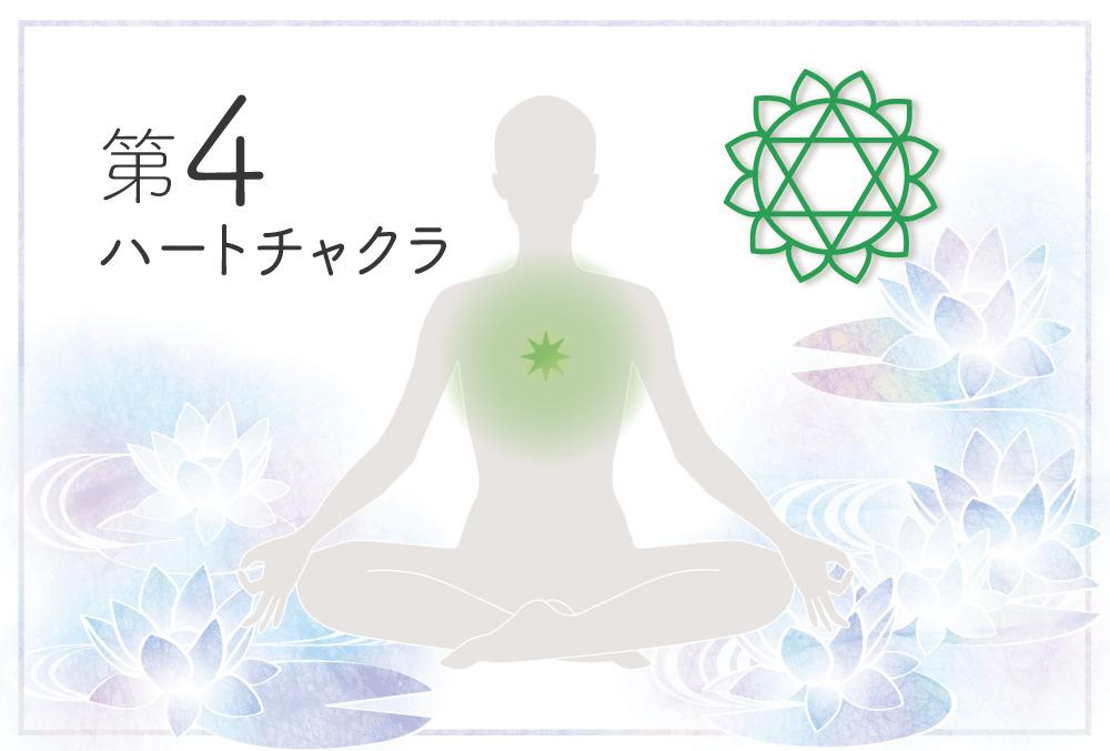 第四チャクラ(ハートチャクラ)の場所と活性化の方法【息苦しい・不調や浄化、ソルフェジオ周波数639HZに関して】